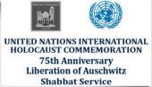 Представитель Русской Православной Церкви принял участие в мероприятиях Дня памяти жертв Холокоста в Нью-Йорке