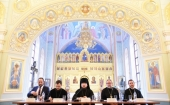 На Рождественских чтениях обсудили перспективы развития Всецерковного православного молодежного движения