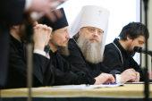 Председатель Синодального отдела религиозного образования и катехизации встретился с представителями профильных епархиальных отделов