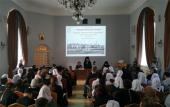 Председатель Синодального отдела по благотворительности возглавил работу секции Рождественских чтений, посвященной больничному служению