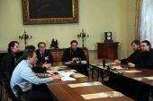 Состоялся семинар для епархиальных кураторов просветительского проекта «Радость Слова»