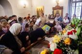 Молитвенные торжества в день памяти святого Феодора Томского прошли в Томске