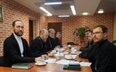 В Синодальном отделе по делам молодежи обсудили вопросы подготовки университетских священнослужителей