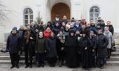 В Иоанно-Предтеченском ставропигиальном монастыре прошла научно-практическая конференция, посвященная старице Досифее