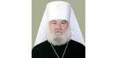 Патриаршее поздравление митрополиту Черкасскому Софронию с 80-летием со дня рождения