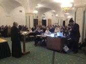 В Храме Христа Спасителя состоялся семинар «Библейские группы как форма приходского просвещения»