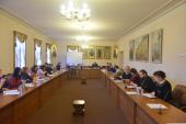 В ОВЦС прошел круглый стол на тему участия Русской Православной Церкви в профилактике и борьбе с ВИЧ/СПИДом