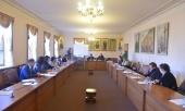 Круглый стол, посвященный межконфессиональному обмену опытом в сфере социального служения, прошел в ОВЦС