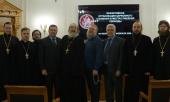 Секретарь ОВЦС по межрелигиозным отношениям прочитал лекцию для тюремных священнослужителей