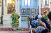 Патриарший экзарх всея Беларуси возглавил торжества в честь блаженной Валентины Минской