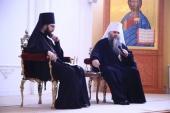 Заместитель управляющего делами Московской Патриархии посетил Нижегородскую митрополию