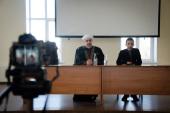 В Казанской духовной семинарии состоялась лекция профессора Болгарской исламской академии