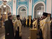 Память адмирала Колчака молитвенно почтили в Северной столице
