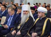 Глава Саратовской митрополии выступил на международной конференции «Меценатство в России: история, преемственность, взгляд в будущее»