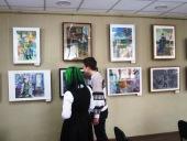 В Омске проходит выставка работ участников регионального этапа международного конкурса детского творчества «Красота Божьего мира»