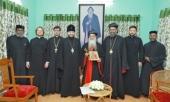 Состоялось первое заседание Рабочей группы по взаимодействию с Церковью Индии