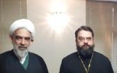 Секретарь ОВЦС по межрелигиозным отношениям встретился с заместителем главы Администрации Верховного лидера Ирана