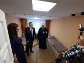 При поддержке Церкви в России открылся один из крупнейших центров для матерей и беременных женщин в кризисной ситуации