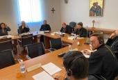 В Риме состоялось заседание Совместной рабочей группы по сотрудничеству между Русской Православной Церковью и Святым Престолом
