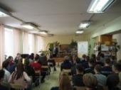 Лауреаты Патриаршей литературной премии Владимир Крупин и Дмитрий Володихин встретились с читателями в Угличе