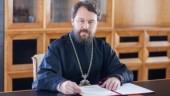Mitropolitul de Volokolamsk Ilarion: Noi trebuie să facem tot posibilul pentru a păstra prezența creștină în Orientul Mijlociu