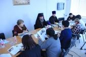 В Элисте прошел круглый стол «Православная община в информационном пространстве Калмыкии»