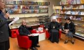 Завершилась рабочая поездка председателя Отдела внешних церковных связей в Рим