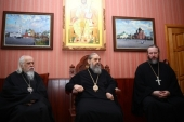 Председатель Синодального отдела по благотворительности посетил Тульскую епархию