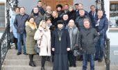 Православные образовательные учреждения в Арзамасе посетила делегация правительства Сахалинской области