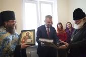 Глава Ярославской митрополии посетил областной перинатальный центр