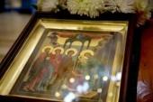 В праздник Сретения глава Среднеазиатского митрополичьего округа совершил Литургию в кафедральном соборе столицы Узбекистана