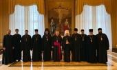 La Roma a fost discutată colaborarea dintre Biserica Ortodoxă Rusă și Biserica Romano-Catolică în sfera medicinii paliative și ajutorului acordat persoanelor dependente de droguri