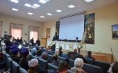 Председатель ОВЦС возглавил годичный акт Николо-Угрешской духовной семинарии и открытие конференции, посвященной равноапостольному Николаю Японскому