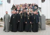 В Минской епархии отметили День православной молодежи