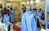 Главную икону Российской армии встретили в Илиинском соборе Архангельска