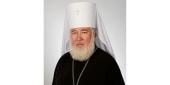 Патриаршее поздравление митрополиту Ровенскому Варфоломею с 30-летием архиерейской хиротонии