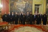 В Министерстве иностранных дел России состоялась традиционная встреча представителей Церкви и российского внешнеполитического ведомства