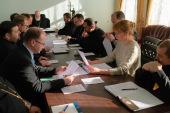 Состоялось заседание Ученого совета Минской духовной академии
