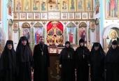 Члены Коллегии Синодального отдела по монастырям и монашеству совершили инспекционную поездку по монастырям Пятигорской епархии