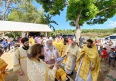 First Russian Orthodox church is consecrated in Philippines