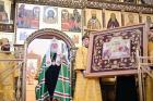 Патриаршая проповедь в Неделю о Страшном Суде после Литургии в храме Собора Московских святых в Бибиреве г. Москвы