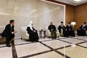 Святейший Патриарх Кирилл прибыл в Амман