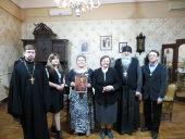 В Волгограде состоялось собрание регионального отделения Императорского православного палестинского общества