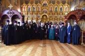 В Оренбурге открылось региональное отделение Всемирного русского народного собора