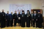 В Элисте прошел круглый стол «Территория современной Калмыкии в контексте истории распространения христианства в Крыму и на Нижней Волге»