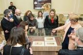 В Свято-Тихоновском университете прошел международный фестиваль «Эпоха в миниатюре. Античный образ в развитии европейской культуры»