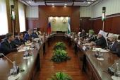 Митрополит Уфимский Никон принял участие во встрече главы Башкортостана с духовными лидерами традиционных конфессий региона