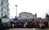 В Минске прошел зимний слет православной молодежи Белоруссии