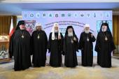Завершилось пребывание Святейшего Патриарха Кирилла в Иордании