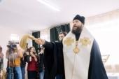 В Магнитогорске освящен епархиальный «Дом для мамы»